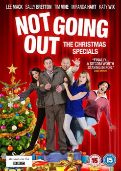 Not Going Out - Christmas Specials (DVD)