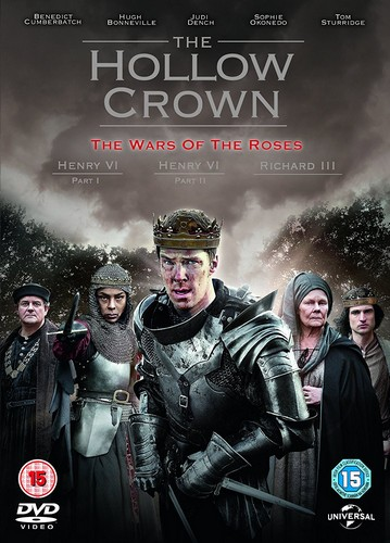 The Hollow Crown: The War Of The Roses - Series 2 (DVD)
