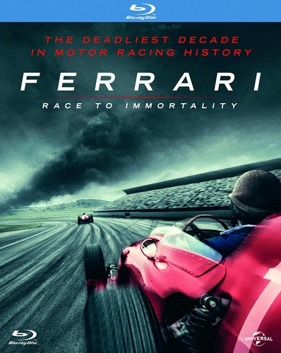 Ferrari: Race to Immortality (Blu-ray)
