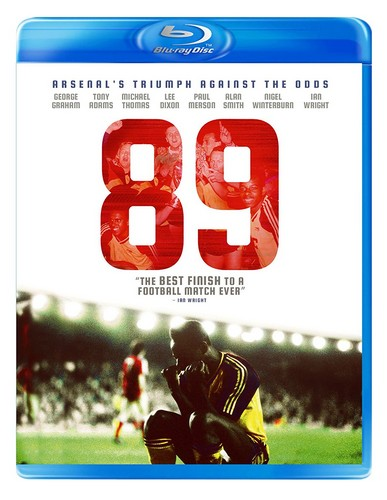 89 - How Arsenal did the impossible (Blu-ray)