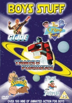 Boys Stuff - Cramp Twins / Transformers / Gi Joe /  (DVD)
