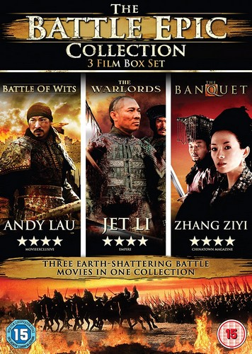 Battle Epic Collection (DVD)