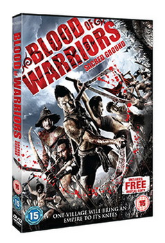 Blood Of Warriors - Sacred Ground (DVD)