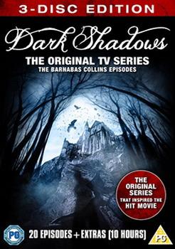Dark Shadows : The Original Tv Series (The Barnabas Collins Episodes) [Dvd] (DVD)