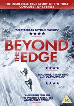 Beyond The Edge (Blu-ray)