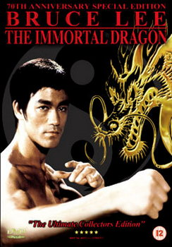Bruce Lee - The Immortal Dragon (DVD)