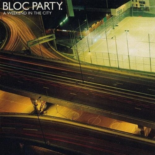 Bloc Party - A Weekend In The City (CD)