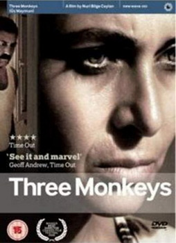 Three Monkeys (DVD)