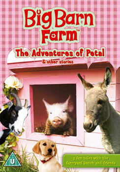 Big Barn Farm - The Adventures Of Petal & Other Stories (DVD)