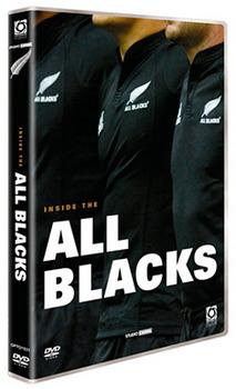 The All Blacks - Inside The All Blacks (DVD)