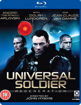 Universal Soldier Regeneration (Blu-Ray)