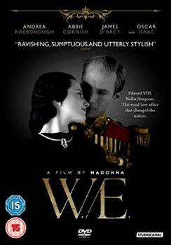 W E (DVD)