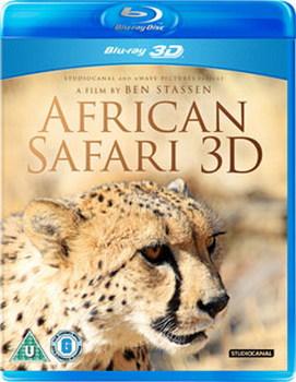 African Safari 3D [Blu-ray]