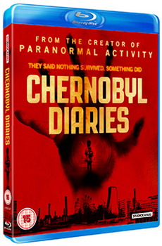 Chernobyl Diaries (Blu-Ray)