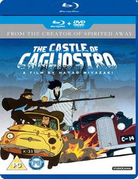 Castle Of Cagliostro (Dvd/Blu-Ray) (DVD)