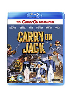 Carry On Jack [Blu-ray]