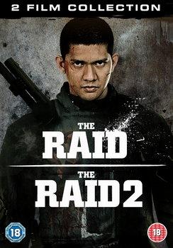 The Raid/The Raid 2 (DVD)