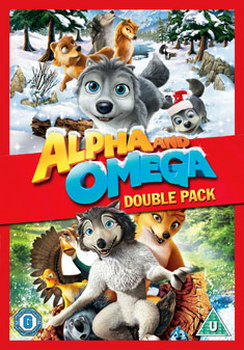Alpha And Omega 1 And 2 (Dvd) (DVD)