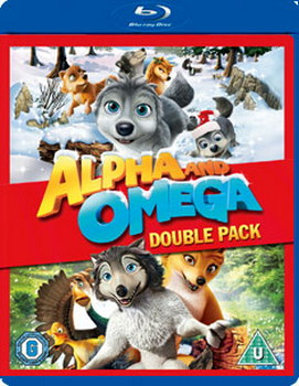 Alpha And Omega 1 And 2 (Blu-ray)