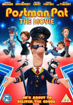 Postman Pat The Movie - You Know You're The One [Blu-ray]