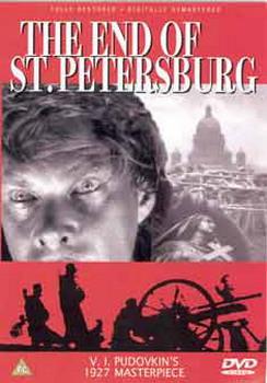 End Of St. Petersburg (DVD)