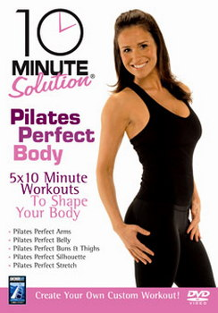 10 Minute Solution - Pilates Perfect Body (DVD)