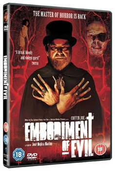Embodiment Of Evil (DVD)