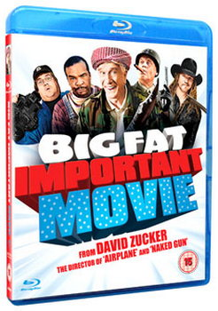 Big Fat Important Movie (Blu-Ray)