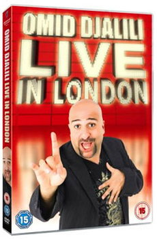 Omid Djalili - Live In London (DVD)