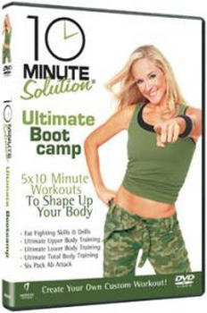 10 Minute Solution - Ultimate Boot Camp (DVD)