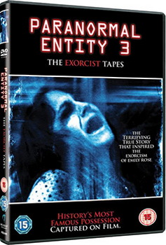 Paranormal Entity 3 - The Exorcist Tapes (DVD)