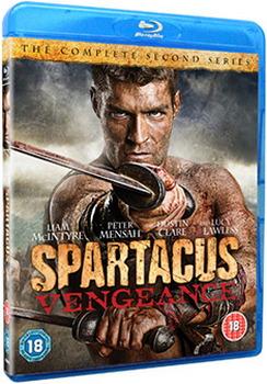 Spartacus - Vengeance (Blu-ray)