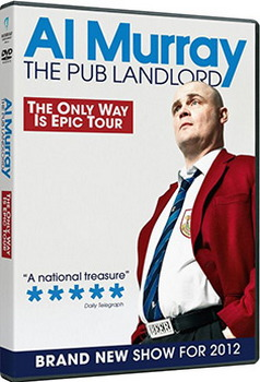 Al Murray: The Only Way Is Epic (DVD)