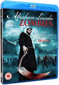 Abraham Lincoln Vs Zombies (Blu-Ray)