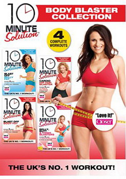 10 Minute Solution - The Body Blaster Collection (DVD)