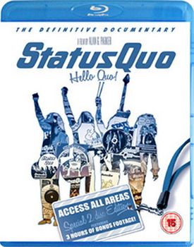 Status Quo - Hello Quo: Access All Areas Edition (Blu-Ray)