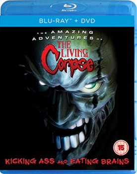 Amazing Adventures Of The Living Corpse  The Blu-ray/DVD Combi