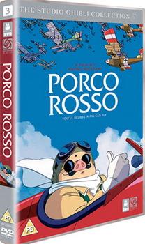Porco Rosso (Studio Ghibli Collection) (DVD)