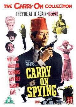 Carry On Spying (Wide Screen) (DVD)