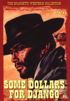 Some Dollars For Django (DVD)