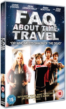 Frequently Asked Questions About Time Travel (DVD)