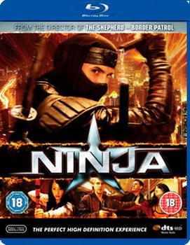 Ninja (Blu-Ray)