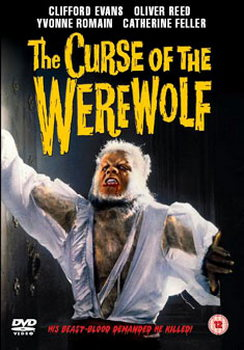 The Curse Of The Werewolf (DVD)
