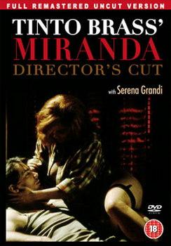 Miranda - Directors Cut - Tinto Brass (DVD)