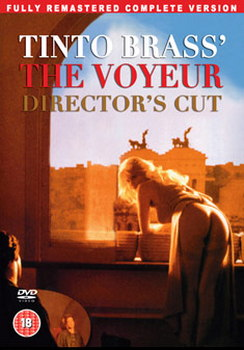 The Voyeur - Directors Cut - Tinto Brass (DVD)