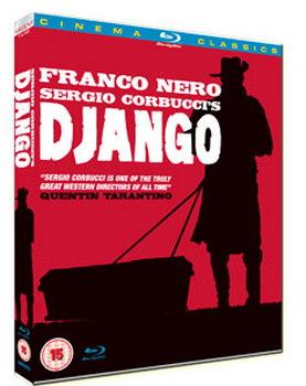 Django: Uncut (1966) (Blu-Ray)