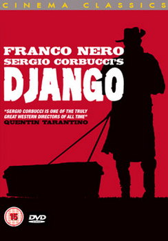 Django - Remastered And Uncut (DVD)