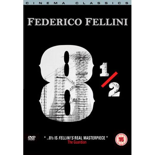 8 1/2 Frederico Fellini (DVD)