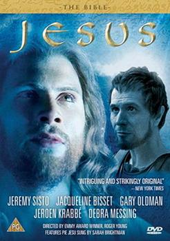 Bible  The - Jesus (DVD)