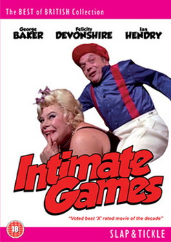 Intimate Games (1976) (DVD)